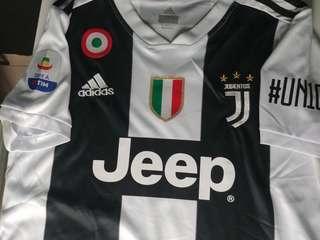 🔥 Juventus 2018 A Series Jersey