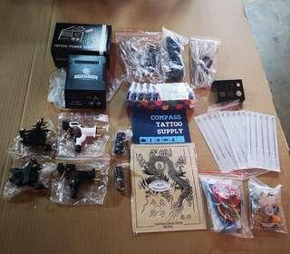DRAGONHAWK Tattoo Machine Starter Kit set