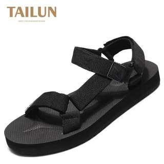 🚚 涼鞋防滑個性沙灘鞋