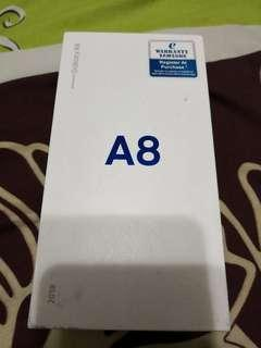 Sealed samsung a8 2018 black