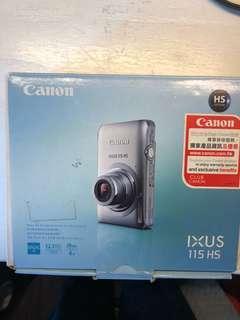 Canon IXUS 115 HS Camera (brand new)