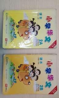 P2 Chinese Textbook