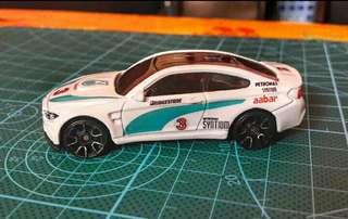 Hot Wheels BMW Custom Petronas