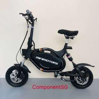 Electric Scooter (tempo v2 on preorder due to high demand)