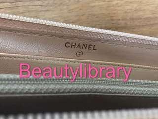 Authentic Chanel Long Purse