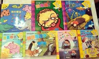 🚚 賣場買滿$500力豆力豆童書送