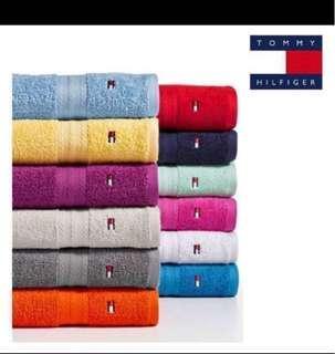Tommy Hilfiger棉製大毛巾,原裝美國正貨