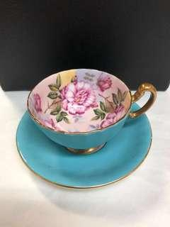 Old set Tea Cup and Plate ! EST 1775 Aynsley