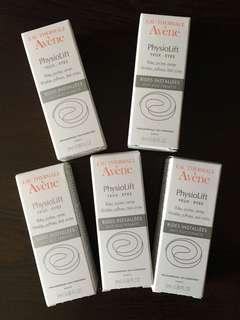 Avene eye cream 2ml x5