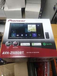 Pioneer avh-z5050bt 5050bt z5050bt