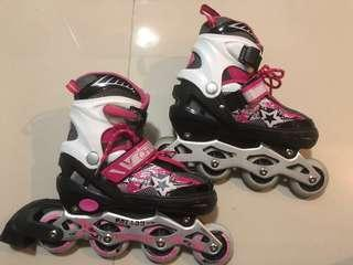 rollerblades for girls 7-9yrs old