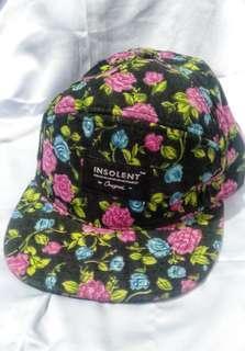 Topi bunga