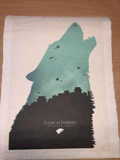 Winter is coming Game of Thrones poster