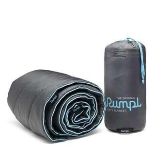 美國Rumpl Original Puffy Blanket戶外露營毯