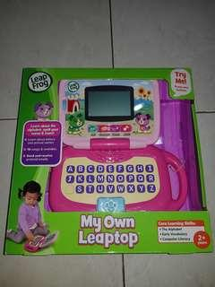 My Own Leaptop by Leapfrog