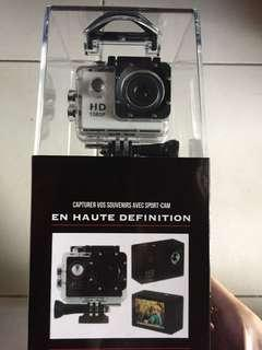 SportCam 4K HD Action Camera