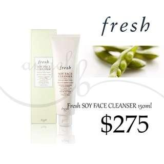 Fresh soy face cleanser 現貨