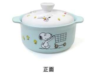 鴻福堂 snoopy 陶瓷鍋
