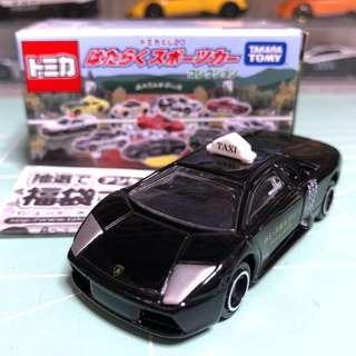Tomica 幻走20 抽獎 Lamborghini Murcielargo