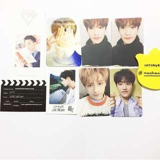 SEVENTEEN Official Album Photocard / Lenticular Card