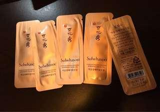 Sulwhasoo facial oil