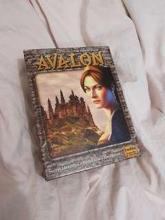 Avalon board game