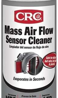 Mass air flow sensor cleaner maf map iat sensor
