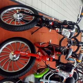 Sepeda listrik selis bisa di cicil gratis 1x angsuran proses 3 menit