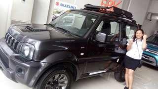 Suzuki Jimny JLX AT 4x4