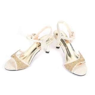 Glittery Sandals For Women 1179-1 Vden
