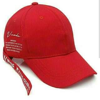 Long belt cap