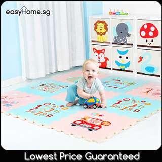 🚚 Playmat 19501B (180x180cmx2cm) - Baby Kids Crawling Mat