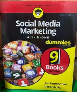 Social Media Marketing Dummies