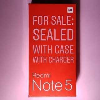 Xiaomi redmi note 5 sealed