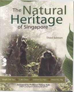 GES1021/SSS1207 - The Natural Heritage of Singapore