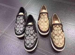 COACH MEN SHOES