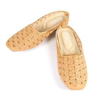 Flat Shoes For Women 9888-237 Vden
