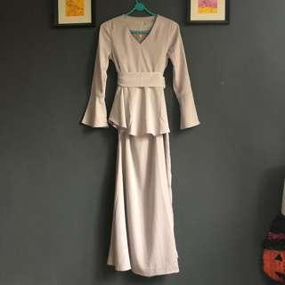 (Rent/Buy) Aleena Modern Kurung