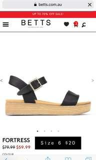 Betts Fortress Sandals