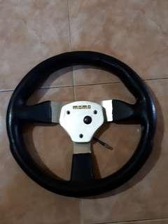 Car steering sport