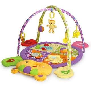 My Dear baby activity mat play gym