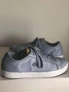 Lacoste Trainers / Sneakers pale blue US9/EUR40.5