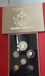 Brunei Coinage
