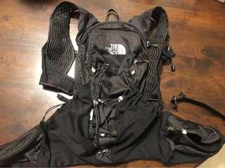 The North Face running back pack