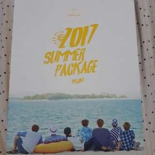 BTS Summer Package 2017 PHOTOBOOK ONLY
