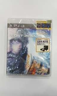 PS3 Game Lost Planet 3