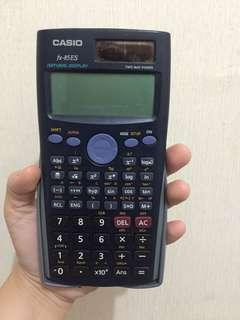 Calcurator Scientific Merek Casio