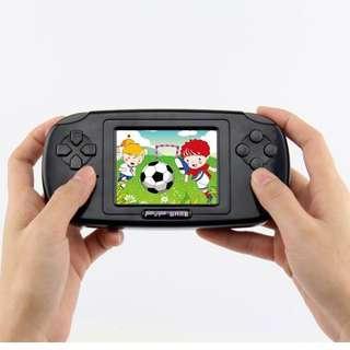 Black Video Game Player