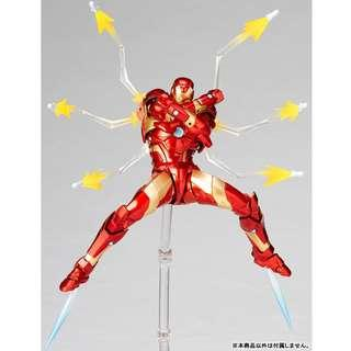 [PRE ORDER] Kaiyodo - Figure Complex Movie Revo No.013 - Iron Man Bleeding Edge Armor