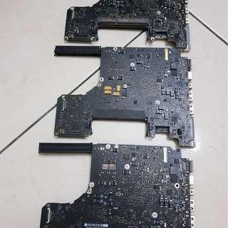 Macbook Pro 13 A1278 Logic board for year 2009 and 2010 (3 units)